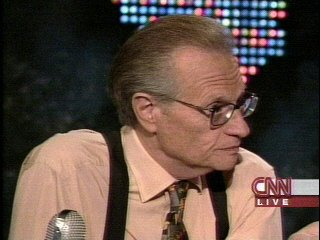 [Larry King Live]