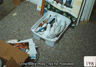 That Crime scene jonbenet ramsey autopsy