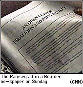 [Ramsey Ad Flyer July 28, 1997]