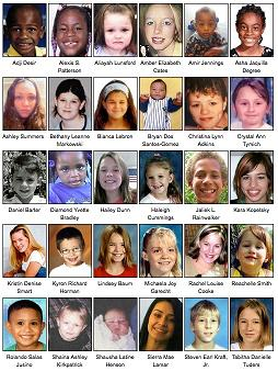 [National Missing Children�s Day 2013]