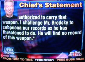 [Bolingbrook Police Chief Chief McGury statement - Screen Captures by Internet poster known as 'HeDidIt']