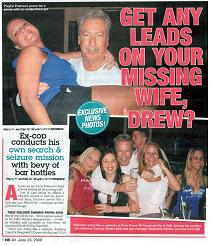 [May 23, 2008 National Enquirer - Drew Peterson at Pom-Poms All American Bar & Grill in Plainfield, Ill]