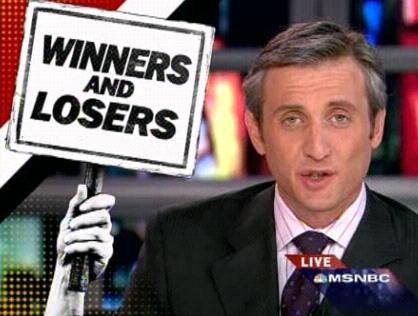 [Dan Abrams Show 'Winners and Losers']