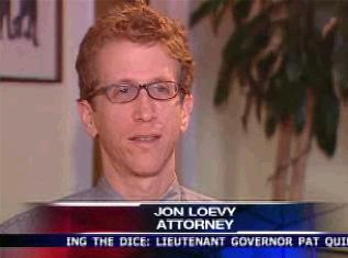 [Jon Loevy, Brownlee's Attorney]