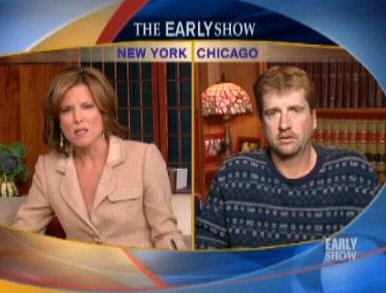 [Ric Mims on the CBS 'The Early Show']