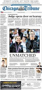 [Chicago Tribune 08/09/2012]