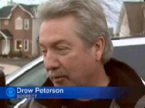 [Drew Peterson is waiting for his eight grade prom date]