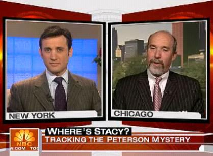 [Joel Brodsky and Dan Abrams with Meredith Vieira on NBC Today Show 11-29-2007]