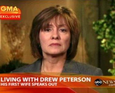 [Carol Brown, formerly Carol Peterson, first wife of Drew Peterson - Photo found at www.abcnews.go.com]