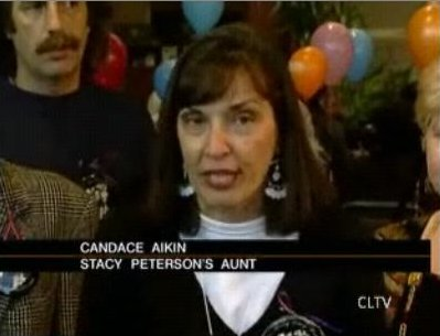 [01/20/2008 - 'Stacy Peterson's 24th Birthday Marked With Vigil' - Screen capture from http://cltv.trb.com]