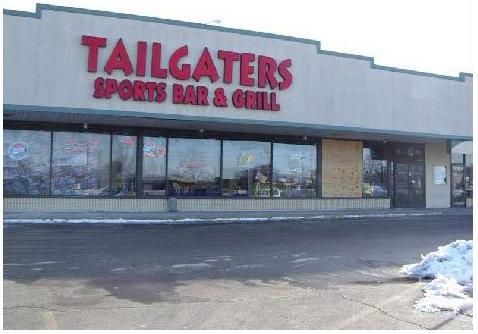 [Tailgater's Sports Bar and Grill, 431 W. Boughton Rd., Bolingbrook, Illinois]