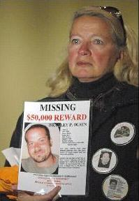 [Bradley Olsen missing since 01/19/2007]
