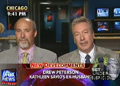 [Drew Peterson and Joel Brodsky on Fox's Greta Van Susteren On The Record]