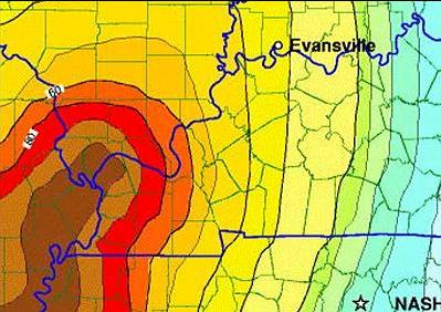 [Illinois Earthquake Aftershock]