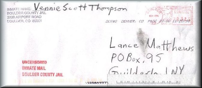 [Vennie Scott Thompson Envelope No1]