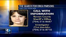 [Who To Call If You have News or Tips on Erica Parsons]