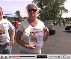 [Bradley P. Olsen Mother on You Tube 'Please Help Me Find My Son']